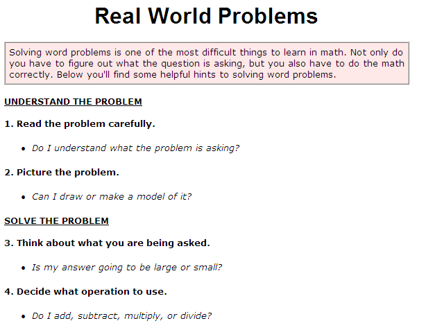 Real World 1