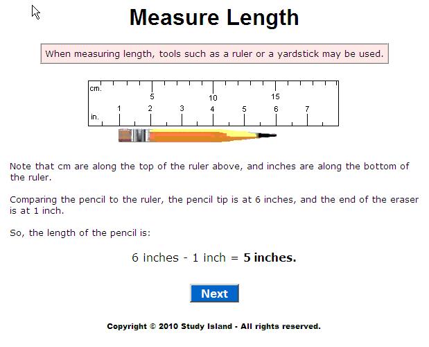 Measuring 1