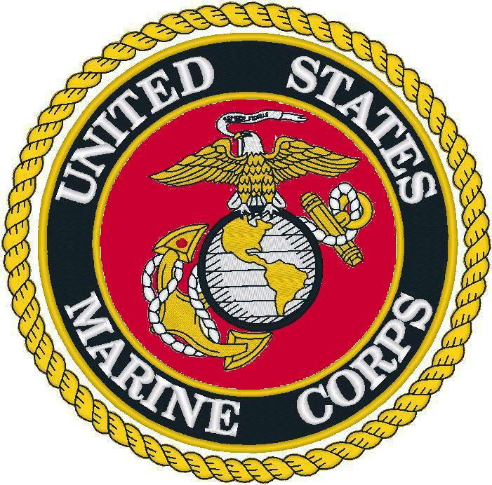 Current image intended for printable marine corps emblem